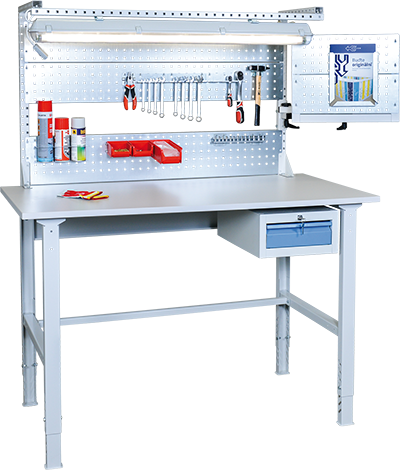 Assembly workbench example