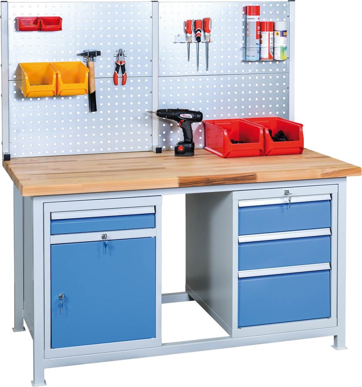 configurator info of welded workbenches dpj metal furniture for